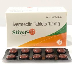 Stiver-12 Ivermectin 12mg Tablet