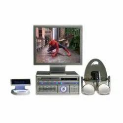 MRI Compatible Cinema Systems