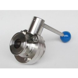 Vacuum Butterfly Valve 1 Inch