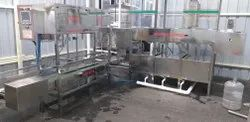 Jar Rinsing and Filling Machines