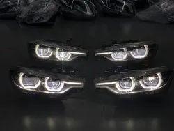 Headlight Set ABS Plastic BMW F30 M3 BMW Headlamp
