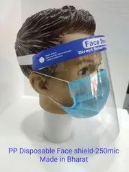 PP Disposable Face Shield-250 Mic