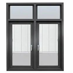 Aluminum Double Door Aluminium Casement Window