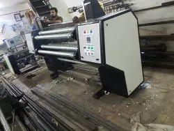 Tape Coating & Making Machine