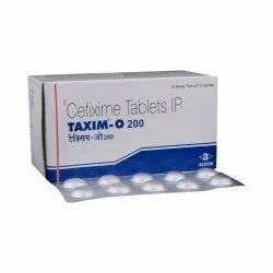 Taxim-O 200 Tablet