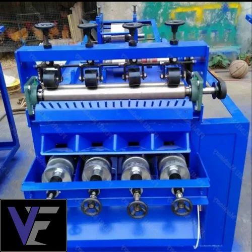 Velocity Scrubber Wire Making Machine