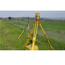 Topographic Survey Service