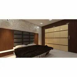 Goodluck Brown Bedroom Furniture, For Home, Size: Queen