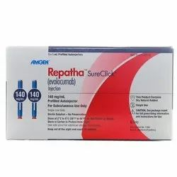 Repatha 140mg (Evolocumab)