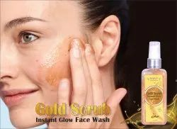 Gold Scrub Face Wash