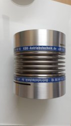 Kbk Metal Bellow Couplings
