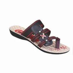 PU 10004 Ladies Casual Slippers
