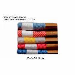 Cotton Jaquar Printed Towel, Rectangular, Size: 30x60 Inches