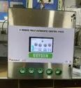 Three Source Automatic Oxygen Control Panel