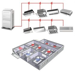 Fujitsu General Minimum 6 Hp VRF System, R32