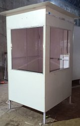 Portable Frp Security Guard Cabin
