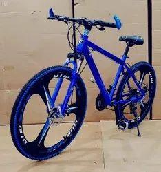 BMW Blue Power MTB Cycle