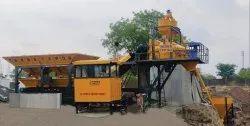 TFP 20 Mobile Concrete Batching Plant