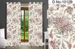 Blackout Digital Print Curtains