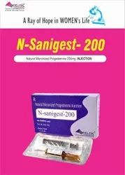 Natural Progesterone 200 Mg Injection