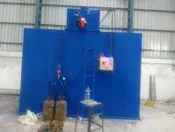 Metal Powder Coating Plant