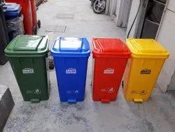 Pedal Garbage Bins