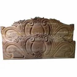 6X4 Feet Wooden Carving, For Making Bed