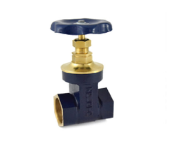 Zoloto Bronze Gate Valves (Screwed)
