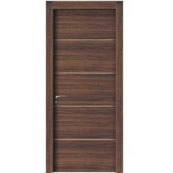 Laminated Laminate Plywood Door, For Home, Size/Dimension: 7 X 3 Feet
