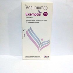 Exemptia 40 Mg Injection