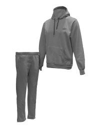 Hooded Mens Spun Fleece Tracksuit