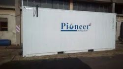 Pharmaceutical Refrigerated Container on Rent