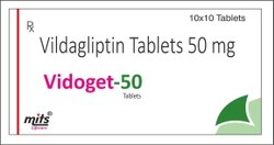 Vildagliptin Tablets 50 mg
