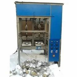 Fully Automatic Double Die Paper Dona Making Machine