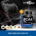 BCAA 7000 Tangy Orange 300 gm