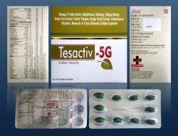 L-Glutathione 2mg Ginseng 42.5 Mg Ginkgo Biloba 20 Mg Green Tea Ext. 10 Mg