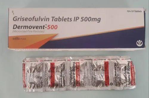 Dermovent 500 Tablet