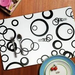 OLD DECOR Plastic Table Mat