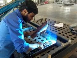 Mild Steel On Site Fabrication Services, in Pan India, For Kiosk