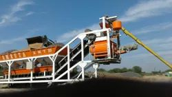 Mobile Batching Plant for Building Construction