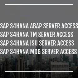 Sap S4hana Server Access