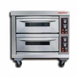 Berjaya Gas Deck Oven 4 Trays