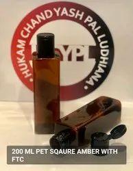 HDPE Alfa Shampoo Bottle