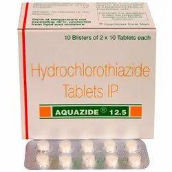 Aquazide 12.5 Tablet