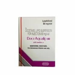 Doceaqualip 80 Mg Injection