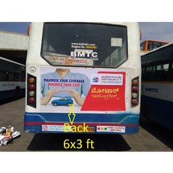 Outdoor Bus Ads Service, in Bangalore