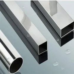 Stainless Steel Square Polish Pipes