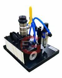 Mild Steel Black Pneumatic Cable Blowing Machine Blowing Jet, Nozzle Size: 1 mm, 8 - 9 (cfm)