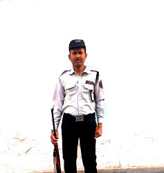 Armed Male Industrial Security Services