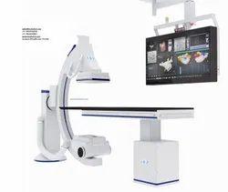 Cath Lab - Adc Digital Single Plane Cardiac Imaging System